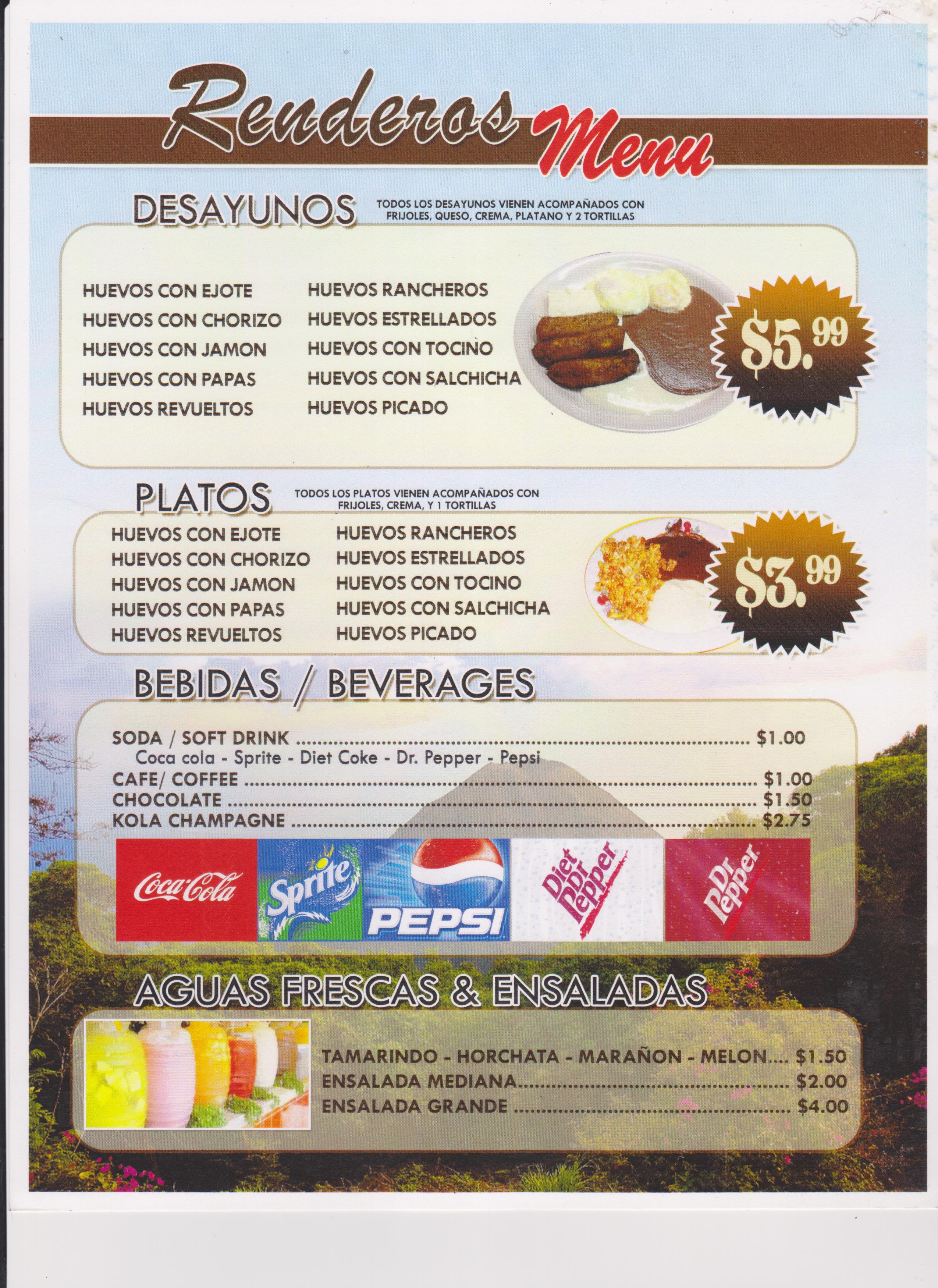 Caldo De Gallina Salvadorena Panaderia y Pupuseria ...